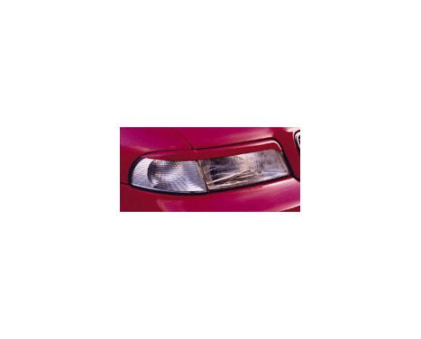 Déflecteurs de phares Audi A4 1994-1999 ABS, Image 2