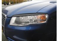 Déflecteurs de phares Audi A4 2005-2007 (ABS)