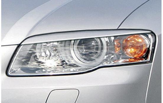 Déflecteurs de phares Audi A4 B7 2005-2008 (ABS)