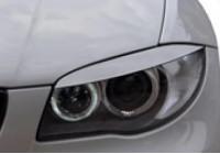 Déflecteurs de phares BMW Série 1 E81 / E82 / E87 / E88 (ABS)