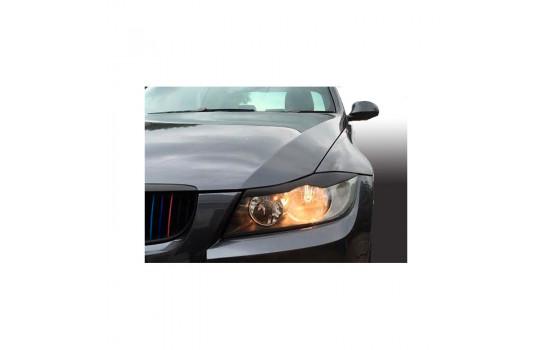 Déflecteurs de phares BMW Série 3 E90 / E91 Berline / Touring 2005-2012 (ABS)