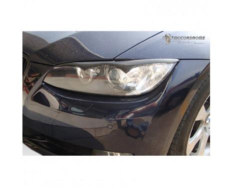 Déflecteurs de phares BMW Série 3 E92 / E93 Coupé / Cabrio-2010 (ABS)