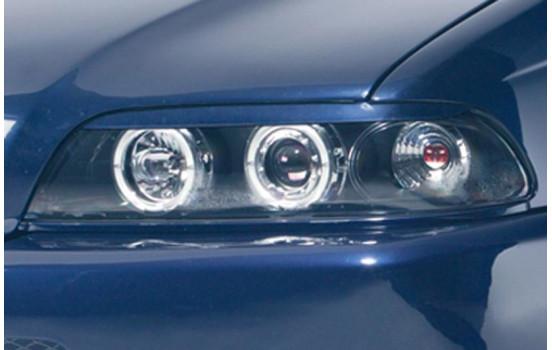 Déflecteurs de phares BMW série 5 E39 (ABS)