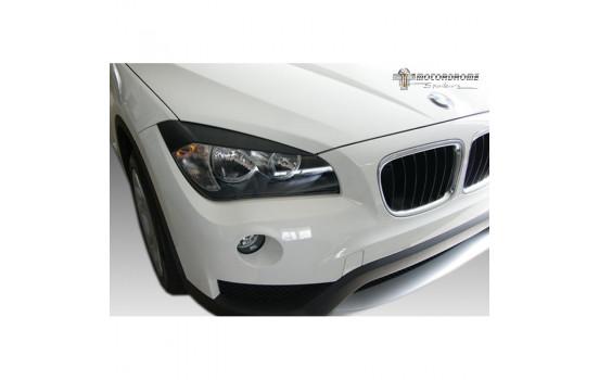 Déflecteurs de phares BMW X1 E84 2009-2015 (ABS)