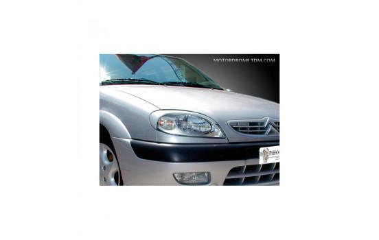 Déflecteurs de phares Citroën Saxo 1999-2003 (ABS)