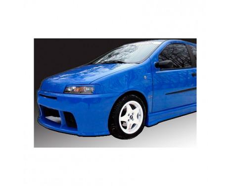 Déflecteurs de phares Fiat Punto II 1999-2005 (ABS)