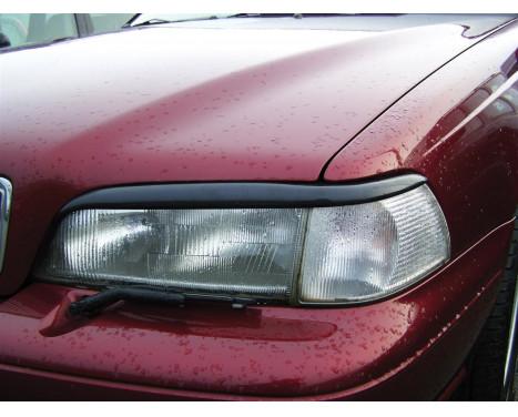 Déflecteurs de phares Volvo S70 / V70 1997-2000 (ABS)