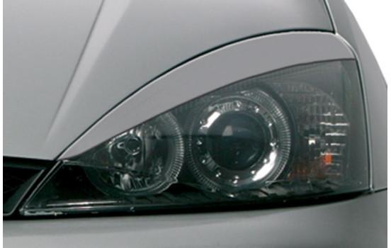 Ensemble de spoiler de phare Ford Focus I -2004 (ABS)