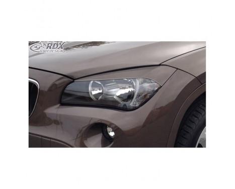 Filtres de phares BMW X1 E84 2009-2012 (ABS)