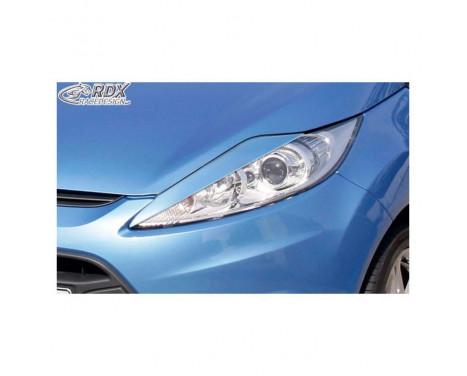 Filtres de phares Ford Fiesta VI 2008-2012 (ABS)