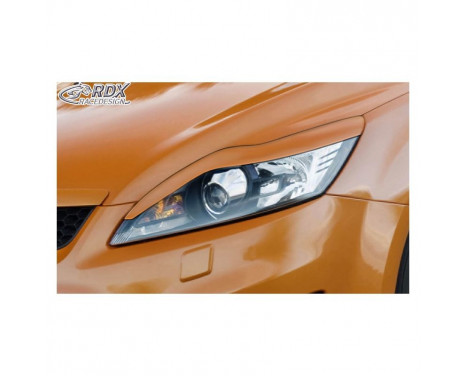 Filtres de phares Ford Focus II Facelift 2008-2011 (ABS)