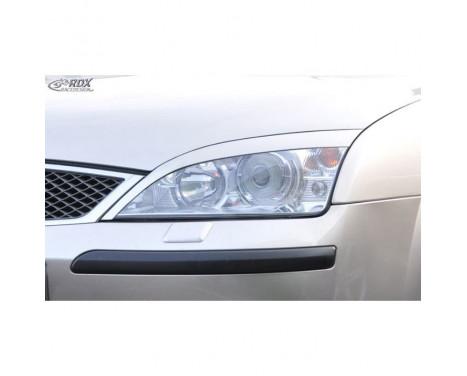 Filtres de phares Ford Mondeo 2001-2007 (ABS)