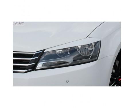 Filtres de phares Volkswagen Passat 3C Facelift 2011-2014 (ABS)