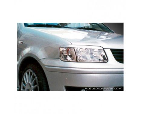 Filtres de phares Volkswagen Polo 6N2 1999-2001 (ABS)