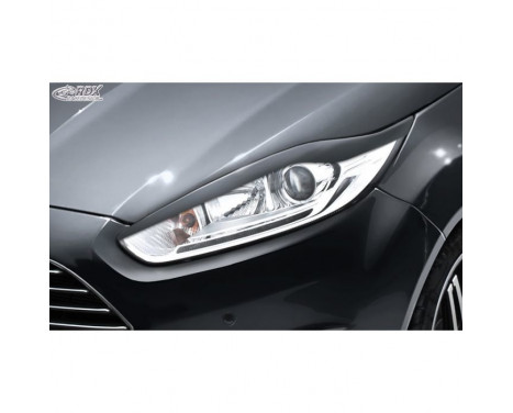 Lampe de phare Ford Fiesta VI Facelift 2012-2017 (ABS)