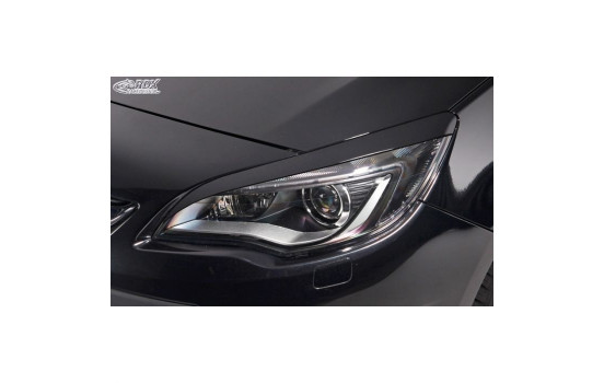 Lampes de phares Opel Astra J HB 5 portes / Sportstourer 2009-2015 (ABS)