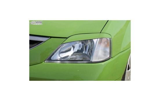 Lampes phares Dacia Logan -2008 (ABS)