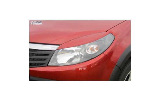 Phares phares Dacia Sandero -2012 (ABS)