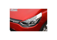 Spoiler phares Renault Clio IV 2012- (ABS)