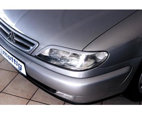 Spoilers de phare Carcept Citroën Xsara 1997-