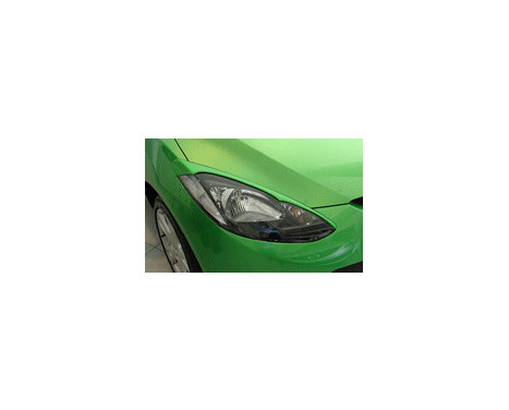 Spoilers de phare Mazda 2 2007- (ABS), Image 2
