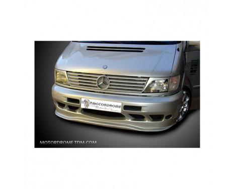 Spoilers de phare Mercedes Vito 1996-2003 (ABS)