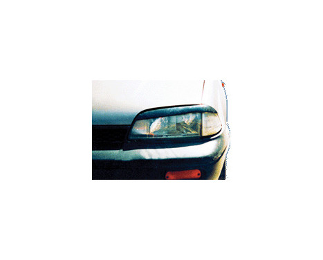 Spoilers de phare Suzuki Swift MK2 / 3 1989-1996 (ABS), Image 2