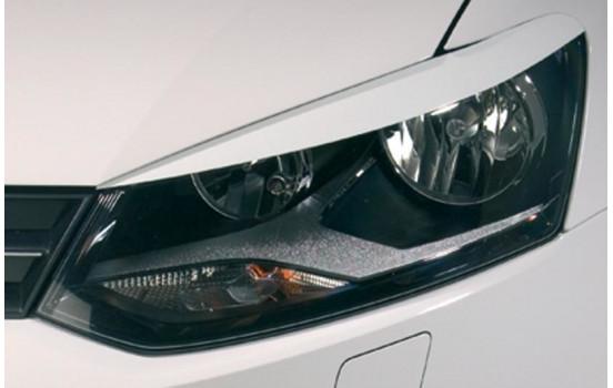 Spoilers de phare Volkswagen Polo 6R 2009- (ABS)