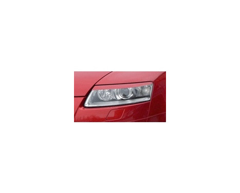 Spoilers de phares Audi A6 4F 2005-2008 (ABS)