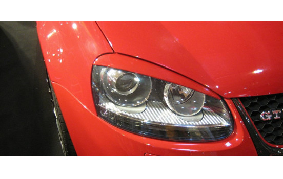 Spoilers de phares Lester Volkswagen Golf V 2003-2008 et Jetta 2005-2010
