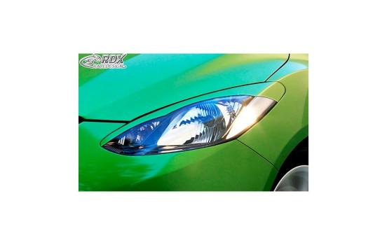 Spoilers de phares Mazda 2 2007-2011 (ABS)