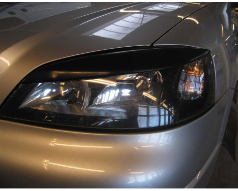 Spoilers de phares Opel Astra G 1998-2003 (ABS)