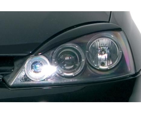 Spoilers de phares Opel Corsa C 2000-2006 (ABS)