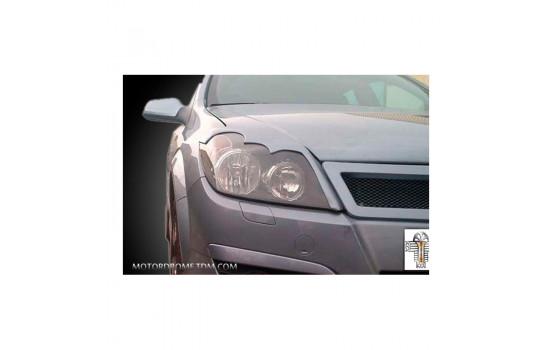 Spoilers de phares pour Opel Astra H 2004-2009 (ABS) 5 portes