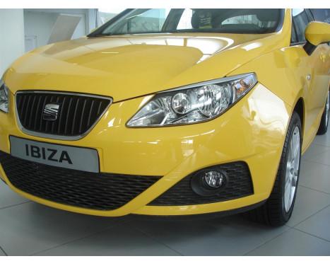 Spoilers de phares Seat Ibiza 6J 3/5-door 2008- (ABS)