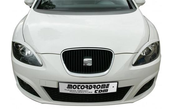 Spoilers de phares Seat Leon / Altea / Toledo Facelift 2009-2012 (ABS)
