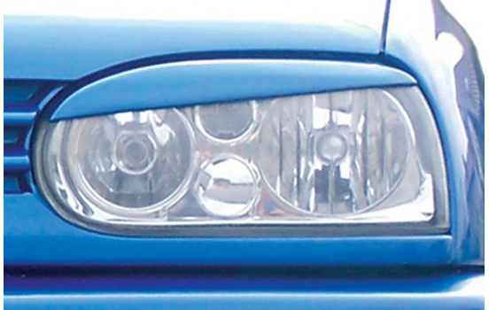 Spoilers de phares Volkswagen Golf III (ABS)