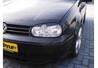 Spoilers de phares Volkswagen Golf IV 1998-2003 (ABS)