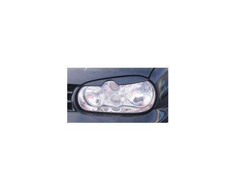 Spoilers de phares Volkswagen Golf IV 1998-2003 (ABS), Image 2