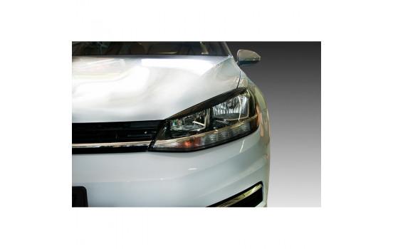 Spoilers de phares Volkswagen Golf VII Facelift 2017- (ABS)