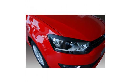 Spoilers de phares Volkswagen Polo 6R 2009-2014 (ABS)