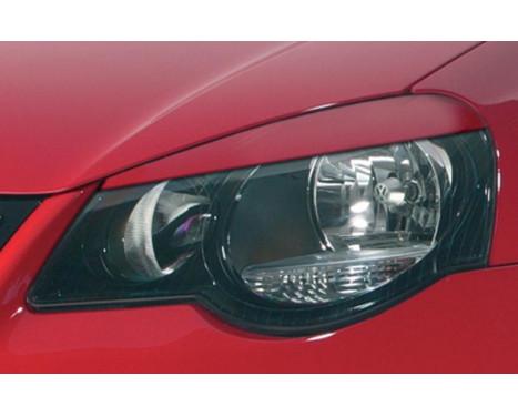 Spoilers de phares Volkswagen Polo 9N2 2005-2009 (ABS)