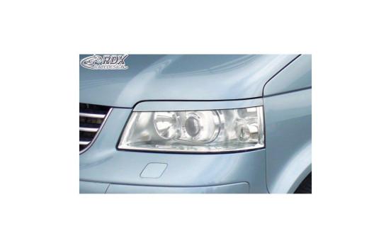 Spoilers de phares Volkswagen T5 2003-2010 (ABS)