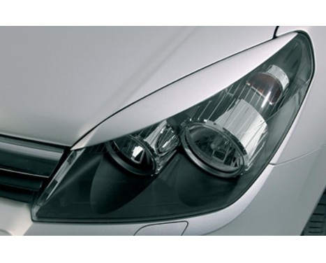 Spoilers phares Opel Astra H GTC / 5 portes (ABS)