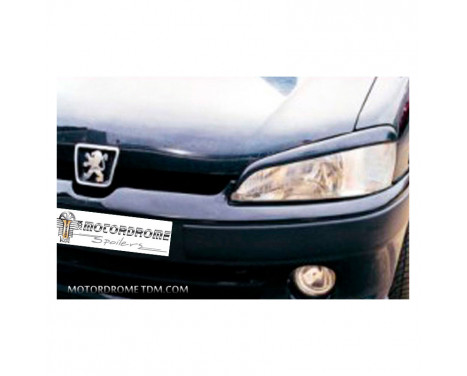 Spoilers phares Peugeot 106 1996- (ABS)