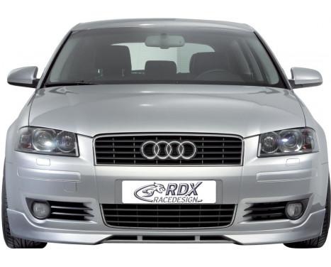 Aileron avant Audi A3 8P 3 portes 2003-2005 (ABS)