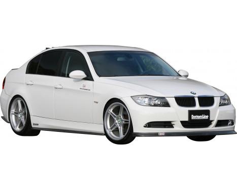 Aileron avant CharSpeed BMW Série 3 E90 2005-2008 'Bottomline' (FRP)