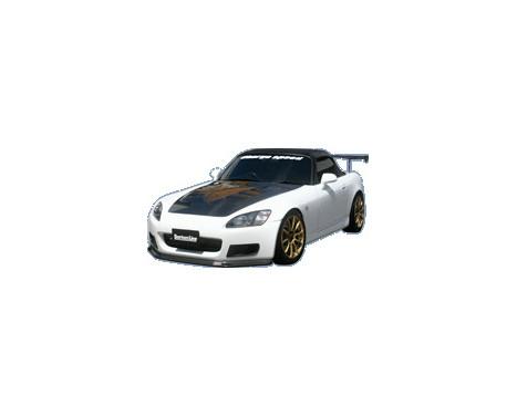 Aileron avant CharSpeed Honda S2000 AP1 BottomLine Carbon