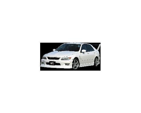 Aileron avant CharSpeed Lexus IS / Altezza SXE10
