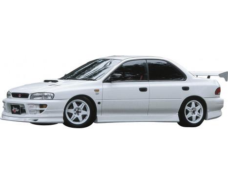 Aileron avant CharSpeed Subaru Impreza GC8 Version 5/6 Type1, Image 2